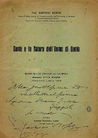 autografo di G. Boschi