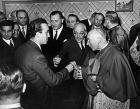 Con il cardinale Schuster