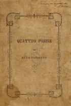 Quattro poesie - copertina