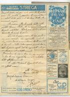 Lettera per la nascita di Giorgio, 24 maggio 1921 (3)